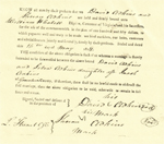 1808-VA Marriage Record & Permission to Marry - David Adkins & Sylvaneous Adkins