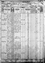 1870-KY Census, Louisa, Precinct 1, Lawrence Co, KY