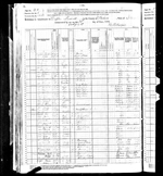 1870-IL Census District 124, Coffee Precinct, Wabash Co, IL