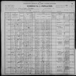 1900-WV Census, Green Sulphur District, Summers Co, WV