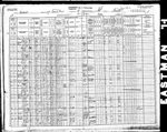 1901-Canada Census, Toronto Ward 2, Toronto East District, Ontario, Canada