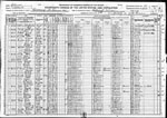 1920-IL Census, Bellmont Village, Bellmont Township, Wabash Co, IL