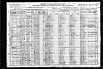 1920-IL Census, Bone Gap, Bone Gap Precinct, Edwards Co, IL