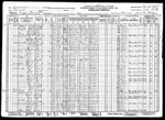 1930-IL Census, District 4, Coffee Precinct, Wabash Co, IL