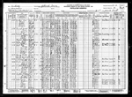 1930-KY Census, Spottsville Town, District 2, Spottsville Township, Henderson Co, KY