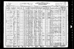 1930-MI Census, Detroit City, Precinct 5, Wayne Co, MI