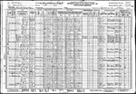 1930-MI Census, Mt. Clemens City, Clinton Township, Macomb Co, MI
