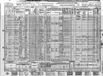1940-CA Census, Long Beach, Los Angeles Co, CA