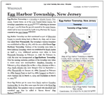 Egg Harbor Township, NJ-History & Name Variations - Wikipedia (PDF)