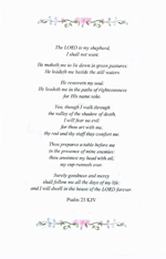 Psalm page