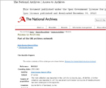 The Buckles Papers - UK National Archives (1.25MB PDF)