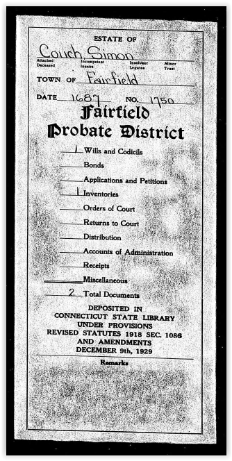 Simon Couch - Will