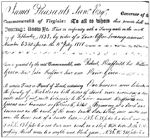 William Given - Virginia Land Grants