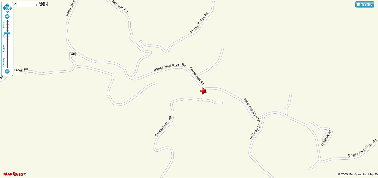 Goldsberry Cemetery