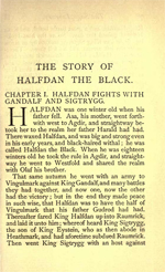 Heimsrkingla - The Story of Halfdan 'the Black' Gudrodsson (675KB PDF)