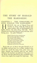 Heimskringla - The Story of Harald Hardrade (6.4MB PDF)
