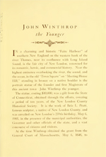 Winthrop, Gov John Jr- (Short Version) Sketch of (PDF)