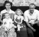 Virgil Ocil Atkins & Dorotha Ellen King Atkins with daughters, Patricia & Cheryl
